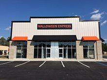 halloween express summerville