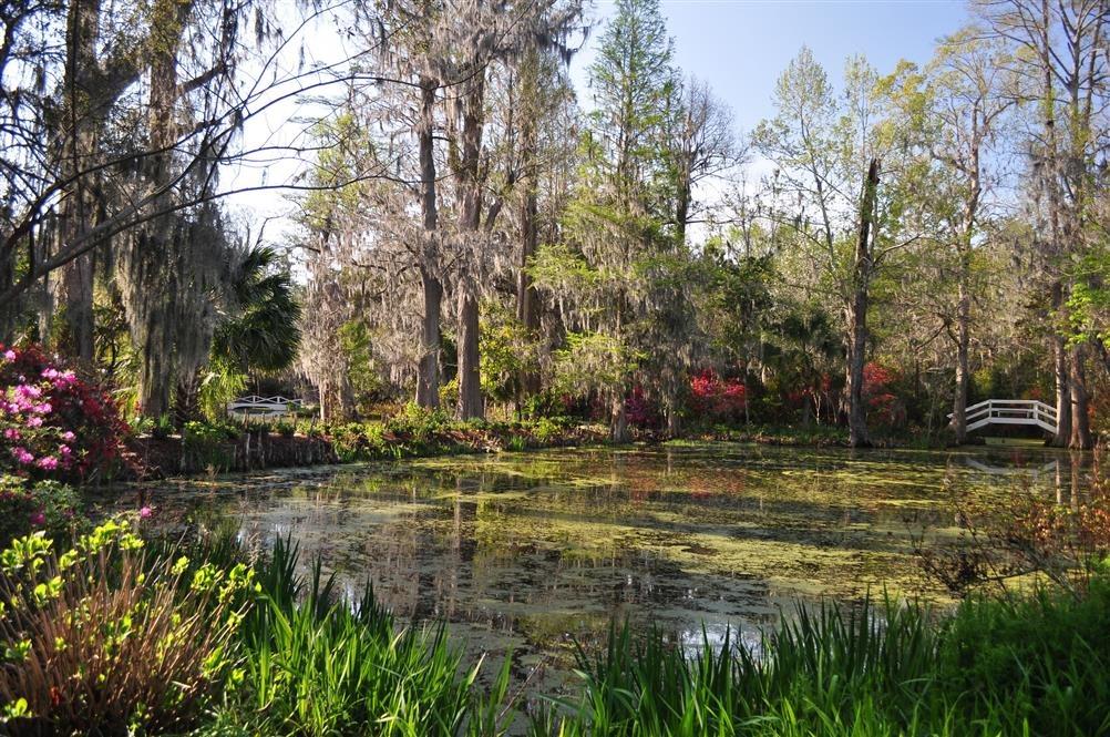 Magnolia Plantation And Gardens Charleston South Carolina Real Haunted Place